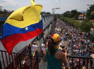 Venezuelan Migrant Crisis