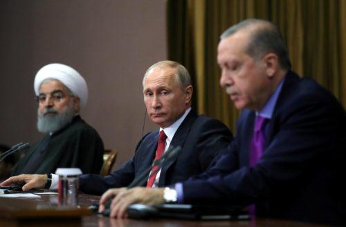 Sochi talks on Syria