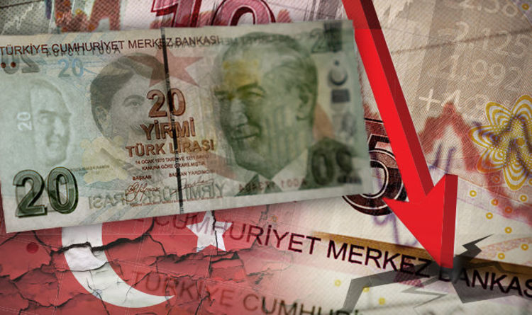 Turkey's Lira collapses under Trump tariffs