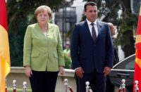 Merkel Is Meddling In Macedonia's Referendum