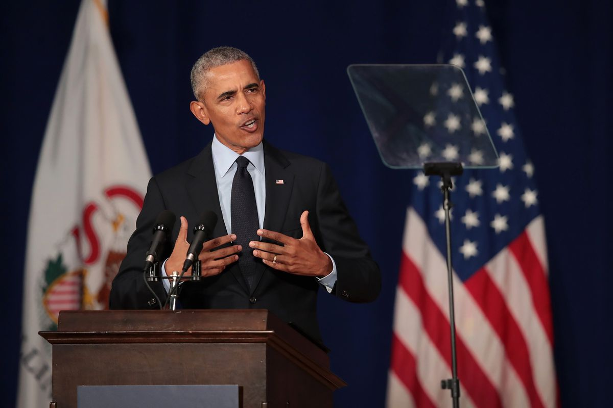 President Obama's speech