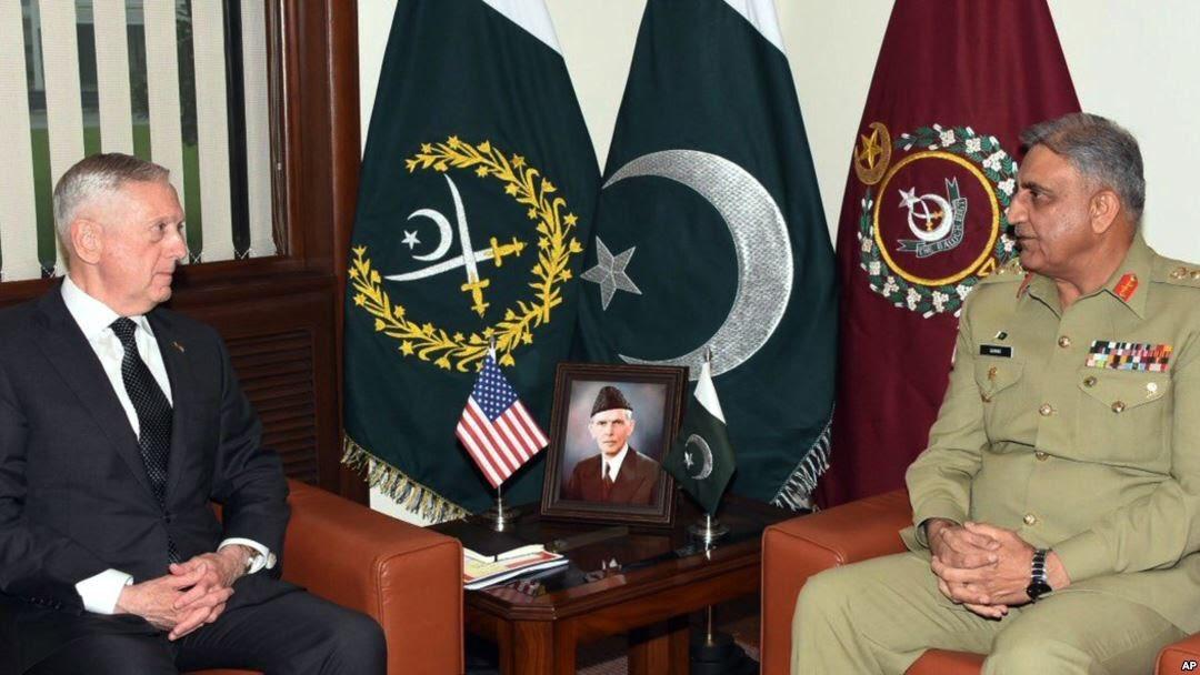 US suspended 300 million aid to Pakistan