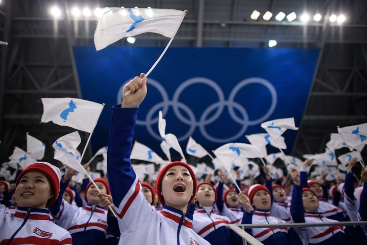Unified Korea Olympics
