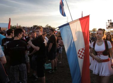 Croatian independence