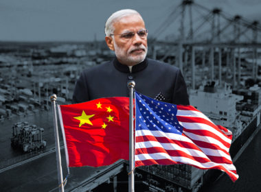 India in the US-Chinese trade war