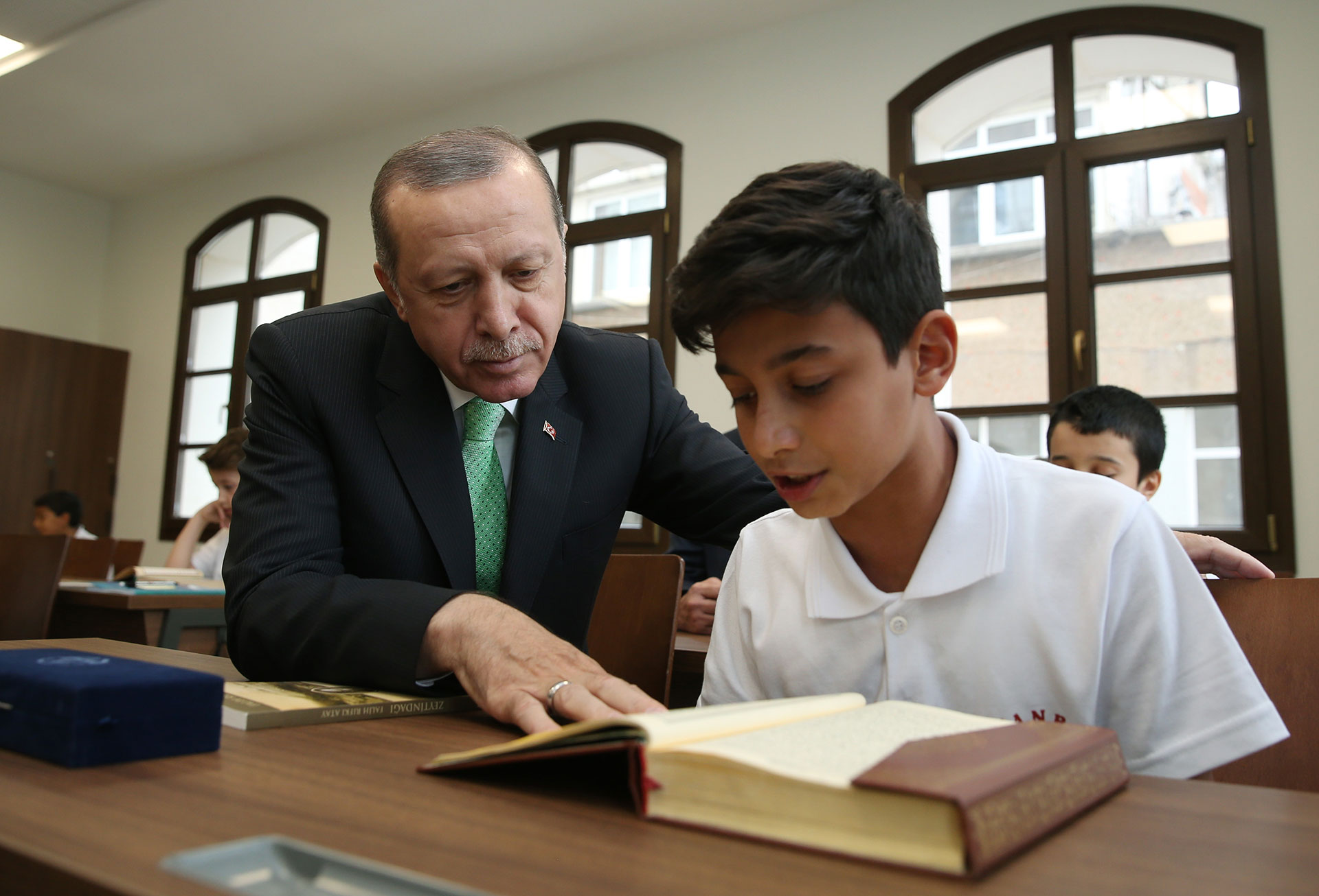 Islamic schooling in Turkey