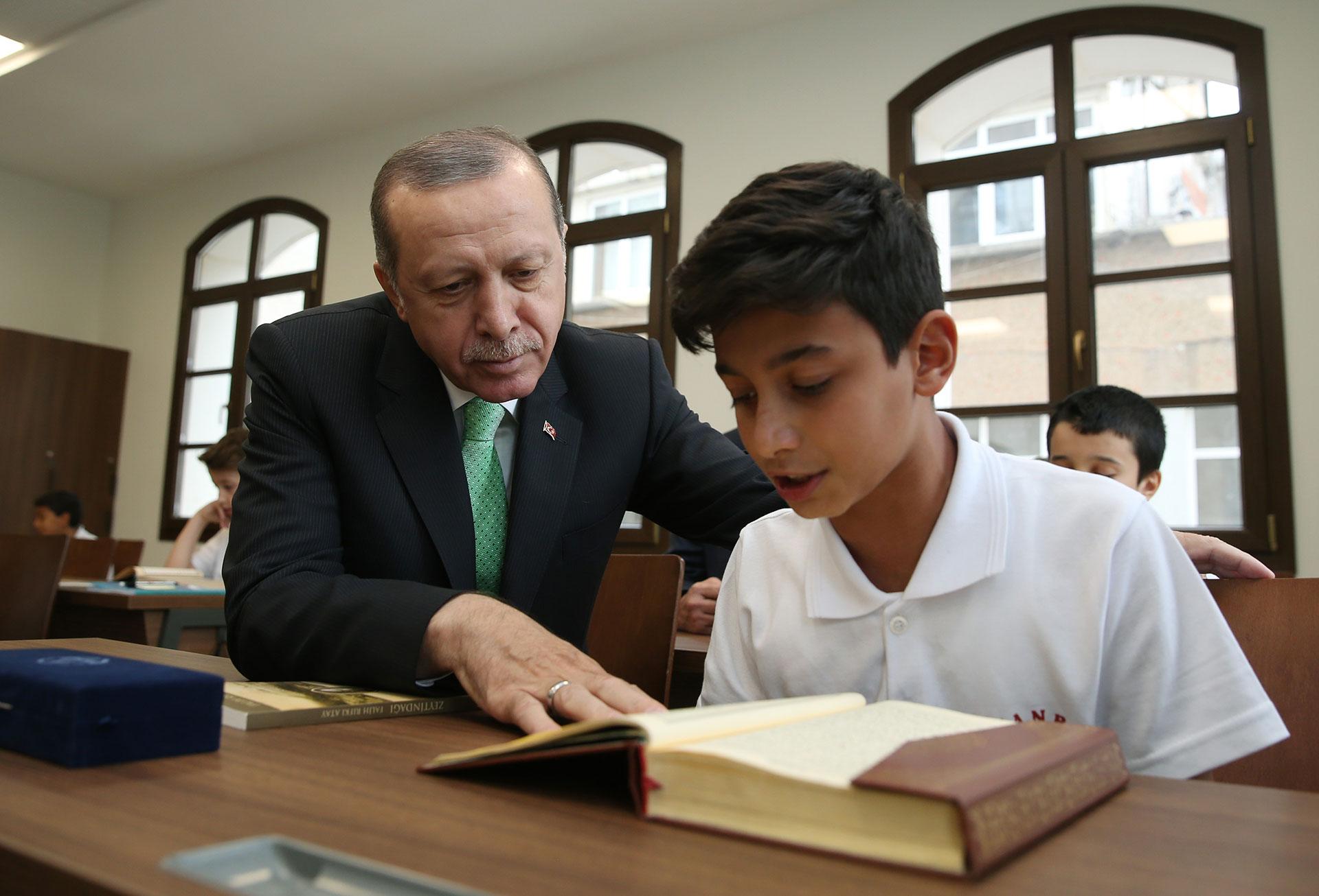 Islamic schooling in Turkey