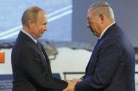Putin Netanyahu