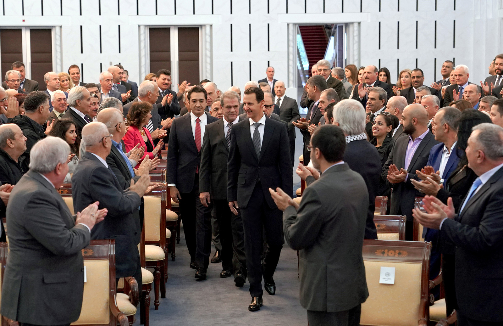 Syria's Constitutional Reform