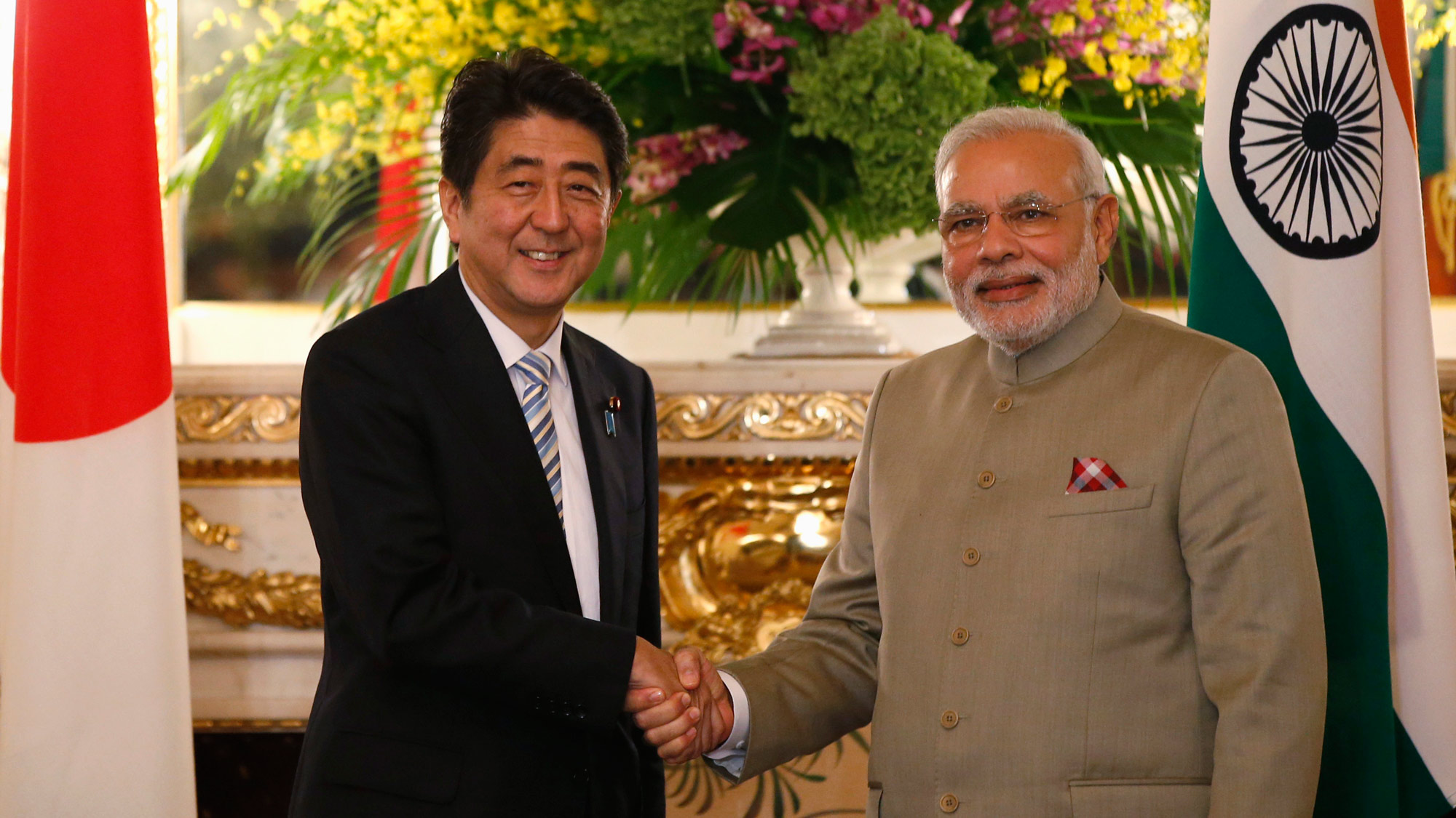 Indo-Japanese Partnership