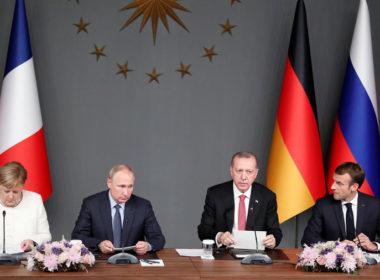 Istanbul Summit On Syria