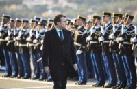 Macron and armed forces