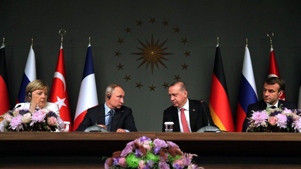 Summit On Syria