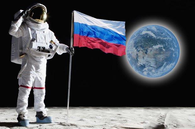 Russia's Moon base
