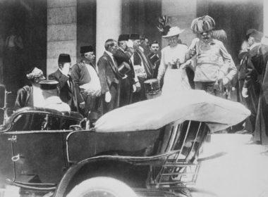 Archduke Franz Ferdinand and Sophie