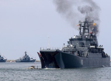 Indian-Russian naval drills