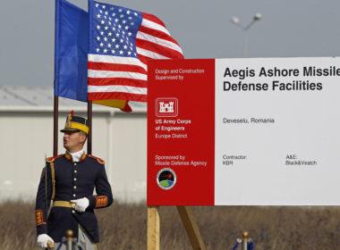 U.S. Aegis Ashore missile defense facility Romania