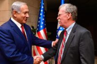 Netanyahu and Bolton