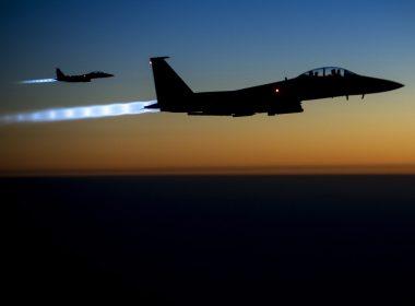 Airstrikes in Syria