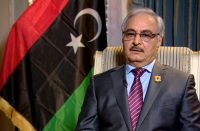 Libya Khalifa Haftar