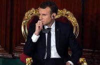 President Emmanuel Macron visits Tunisia