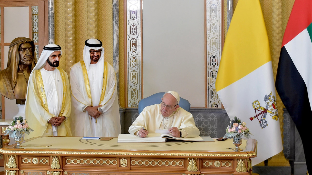 Pope Francis in UAE_2
