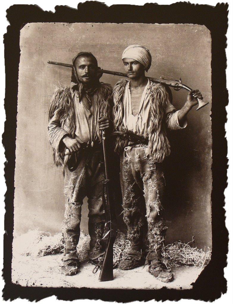 Albanian highlanders