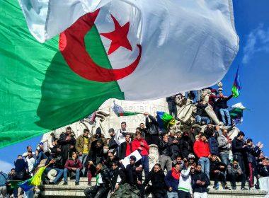 Algerian Arab Spring