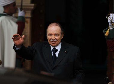 Algeria's President Abdelaziz Bouteflika
