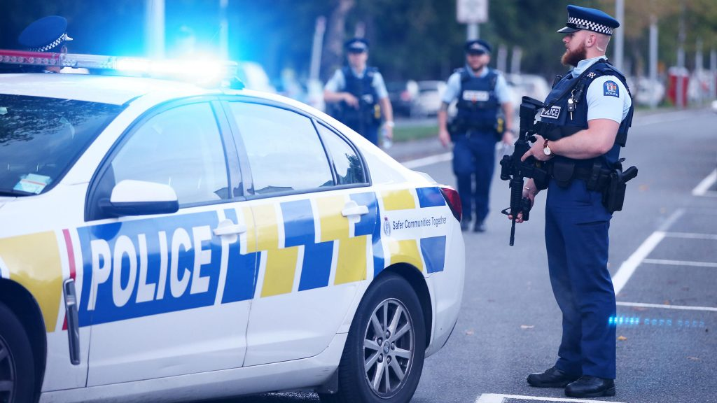 New Zealand Shootings Picture: Death In New Zealand: The Christchurch Shootings