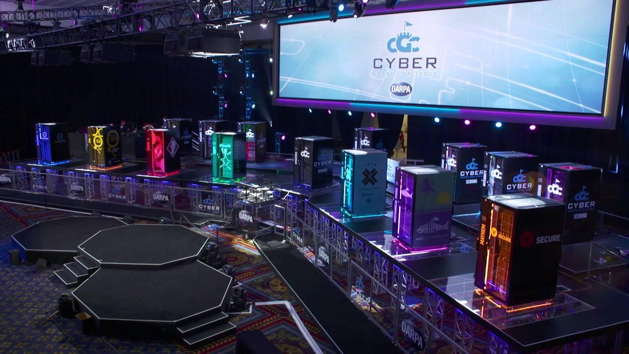 DARPA CyberChallenge Backdrop