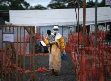 Ebola treatment centers in Congo