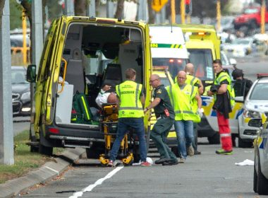 New Zealand shootings
