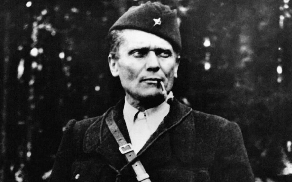 Tito partisan