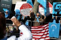 US fake news about the Uighur