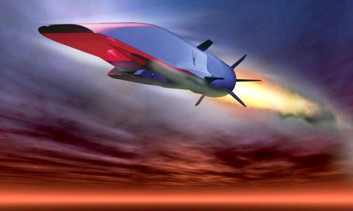 Zircon Missile