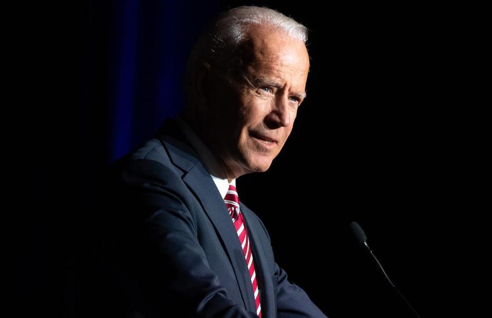 Biden Enters The Presidential Race
