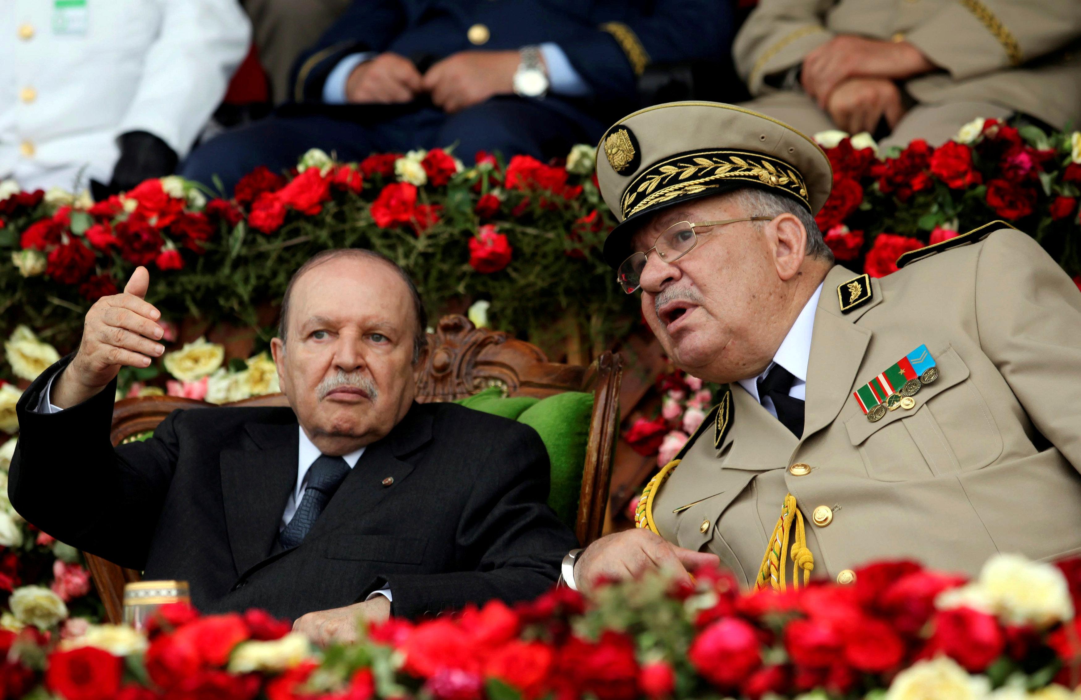 Algeria's army
