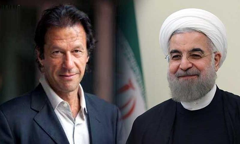 Imran Khan Iran