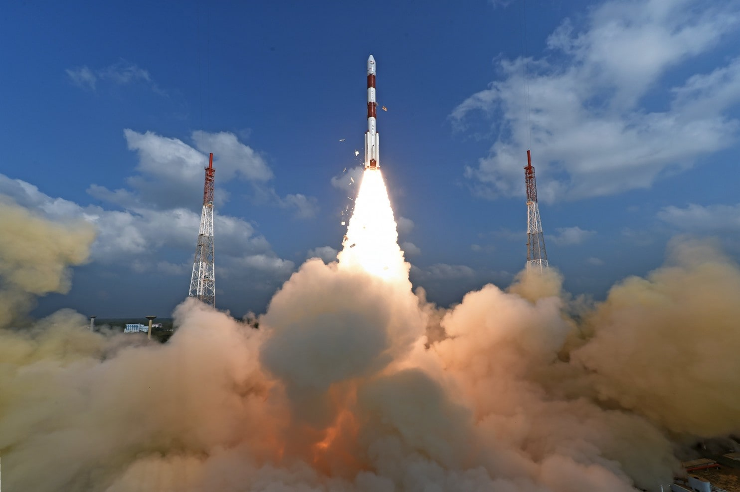 India space launch