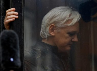 Julian Assange As Neuroses