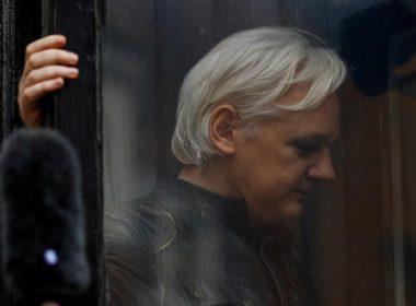 Julian Assange As Neuroses