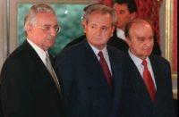 Milosevic, Tudjman, Izetbegovic