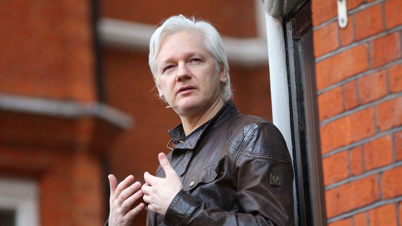 Moreno's Assange Problem