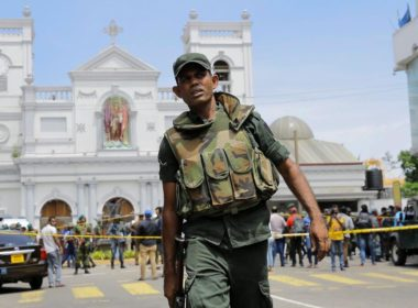 Sri Lanka's Easter Bombings