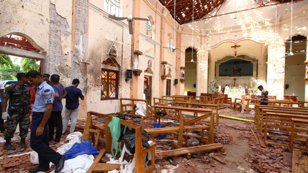 Sri Lanka terror attacks