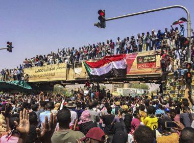 Sudan Arab Spring