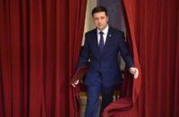 Volodymyr Zelenskiy As Actor President