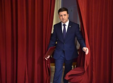 Volodymyr Zelenskiy As Actor President