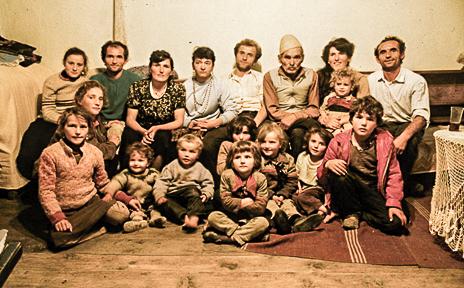 Albanian family 2